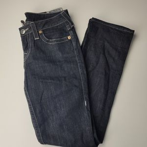 True Religion Hi-Rise Boot Cut Jeans Size 28
